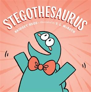 Bridget Heos: Stegothesaurus