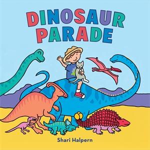 Shari Halpern: Dinosaur Parade