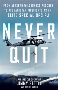 Jimmy Settle with Don Rearden: Never Quit