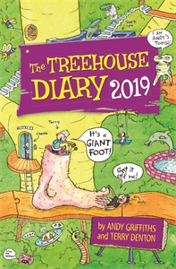 Andy Griffiths: The 104-Storey Treehouse: Diary