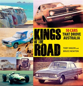 Toby Hagon: Kings of the Road
