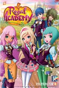 Luana Vergari: Regal Academy #3: