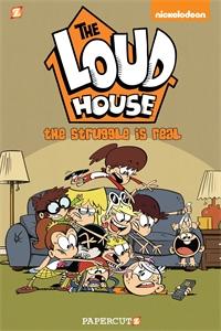 The Loud House Creative Team: The Loud House #4: