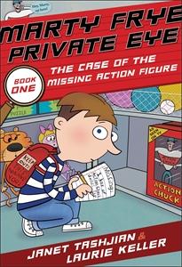 Laurie Keller: Marty Frye, Private Eye