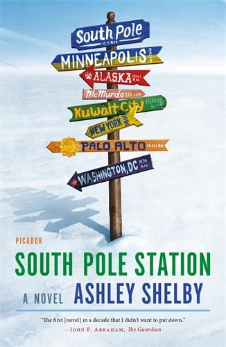 Ashley Shelby: South Pole Station