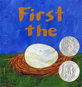 Laura Vaccaro Seeger: First the Egg