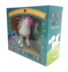 Julia Donaldson: Sugarlump and the Unicorn Book and Toy Gift Set