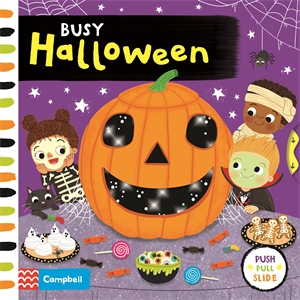 Louise Forshaw: Busy Halloween