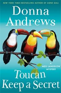Donna Andrews: Toucan Keep a Secret