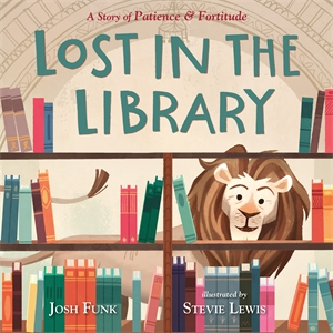 Josh Funk: Lost in the Library