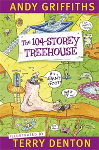 Andy Griffiths: The 104-Storey Treehouse