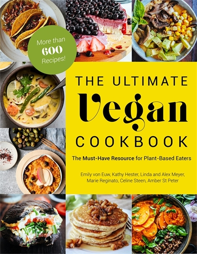 Emily von Euw: The Ultimate Vegan Cookbook
