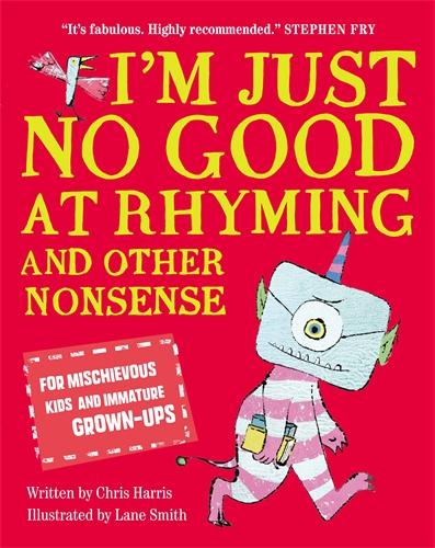 Chris Harris: I'm Just No Good At Rhyming