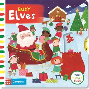 Lindsay Dale Scott: Busy Elves