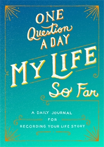 Aimee Chase: One Question a Day: My Life So Far