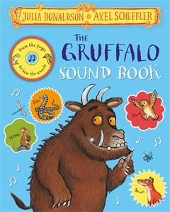 Julia Donaldson: The Gruffalo Sound Book