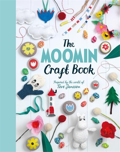 Macmillan Children's Books: The Moomins Craft Book