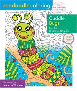 Jeanette Wummel: Zendoodle Coloring: Cuddle Bugs