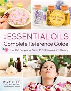 KG Stiles: Encyclopedia of Essential Oils