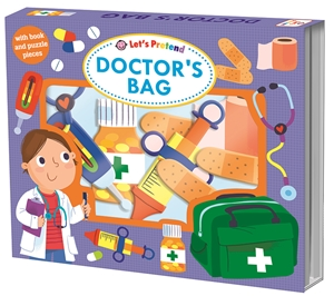 Roger Priddy: Let's Pretend Doctor's Bag