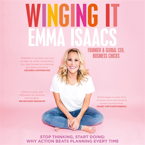 Emma Isaacs: Winging It