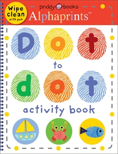 Roger Priddy: Alphaprints Dot to Dot