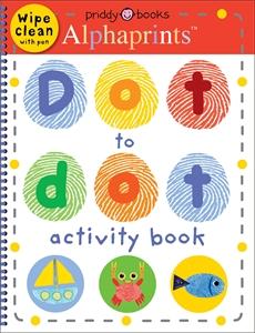 Roger Priddy: Alphaprints Dot to Dot