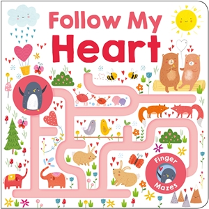 Roger Priddy: Follow My Heart