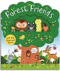 Roger Priddy: Forest Friends