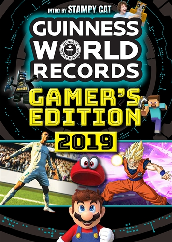 Guinness World Records: Guinness World Records 2019: Gamer's Edition