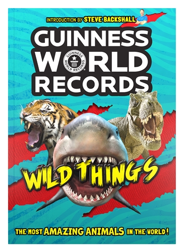 Guinness World Records: Guinness World Records 2019 Amazing Animals:Wild Things