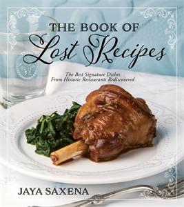 Jaya Saxena: The Book of Lost Recipes