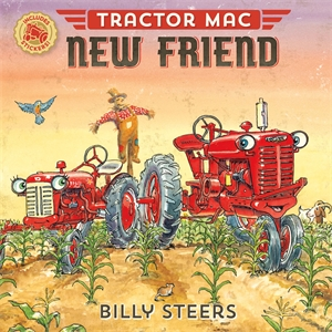 Billy Steers: Tractor Mac New Friend