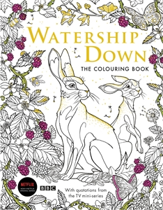 Frank Cottrell-Boyce: Watership Down Tie-In: Colouring Book