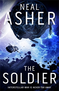 Neal Asher: The Soldier: The Rise of the Jain 1