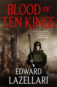 Edward Lazellari: Blood of Ten Kings