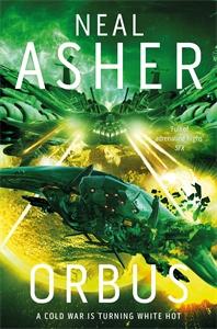 Neal Asher: Orbus: Spatterjay 3