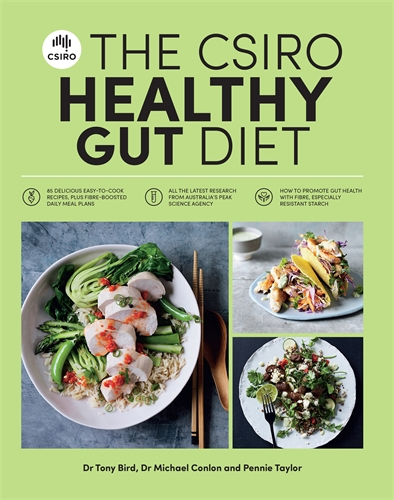 Pennie Taylor: The CSIRO Healthy Gut Diet