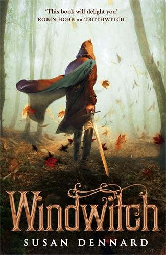 Susan Dennard: Windwitch: Witchlands 2