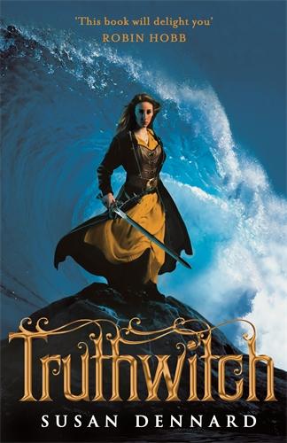 Susan Dennard: Truthwitch: Witchlands 1