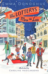 Emma Donoghue: The Lotterys More or Less