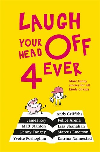 Various: Laugh Your Head Off 4 Ever