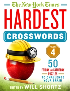 The New York Times: The New York Times Hardest Crosswords Volume 4