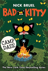 Nick Bruel: Bad Kitty Camp Daze