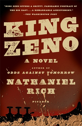 Nathaniel Rich: King Zeno