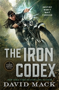David Mack: The Iron Codex