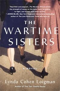 Lynda Cohen Loigman: The Wartime Sisters