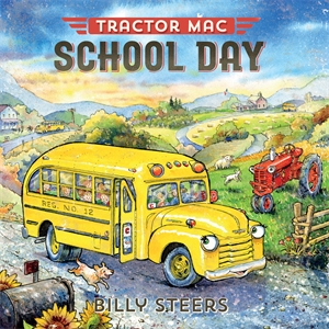 Billy Steers: Tractor Mac School Day