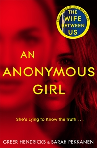 Sarah Pekkanen: An Anonymous Girl