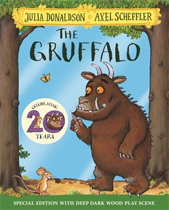 Julia Donaldson: The Gruffalo 20th Anniversary Edition